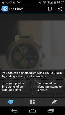 Io Share App Edit Photos