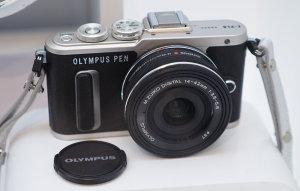 Olympus PEN E-PL8 Currently £369.99 On Amazon UK