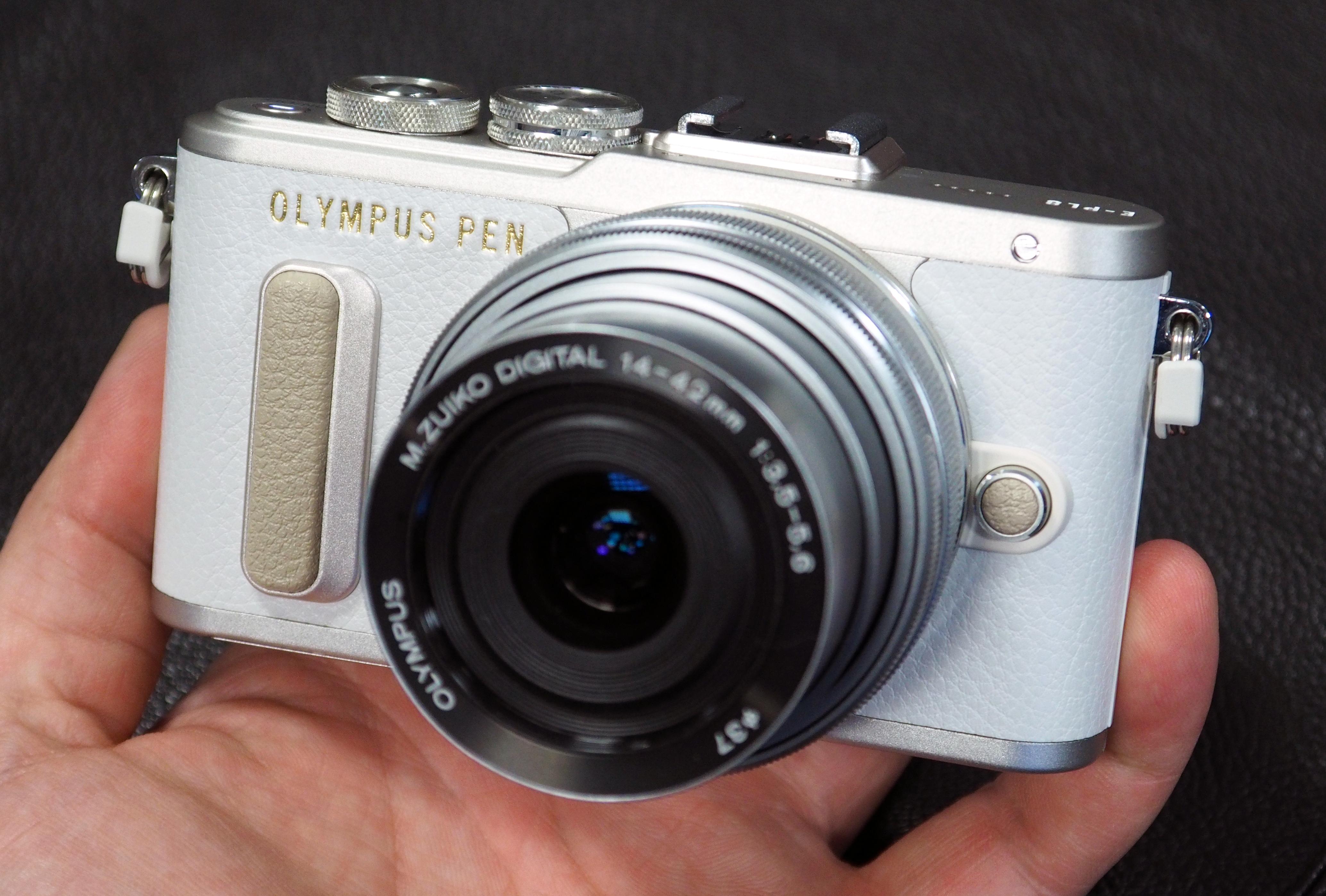 Olympus PEN E-PL8 Review