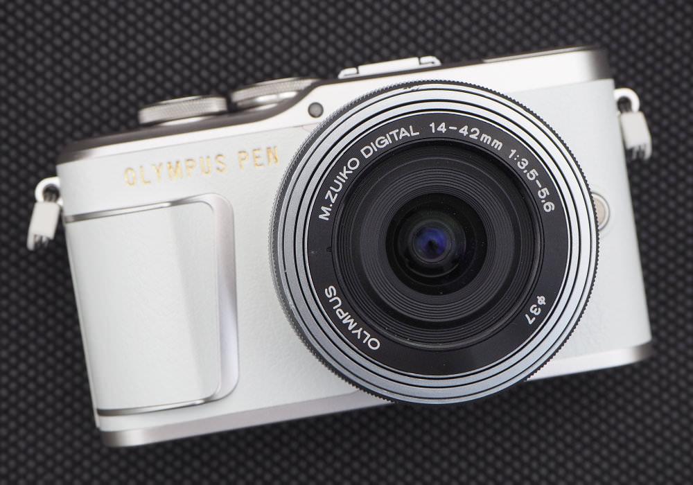 Olympus PEN EPL9 White (3)