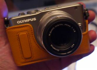 Olympus PEN Lite E-PL3