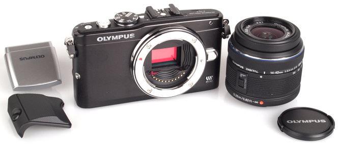 Olympus Pen Lite E Pl5 (2)
