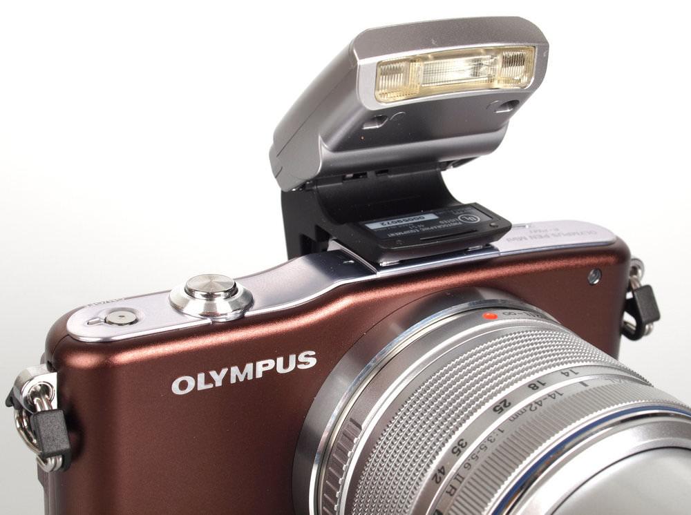 Olympus PEN Mini E-PM1 CSC Review   ePHOTOzine