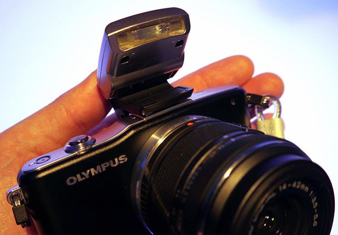 Olympus PEN Mini E-PM1 Black