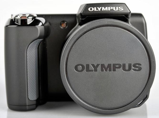 Olympus SP-610UZ front