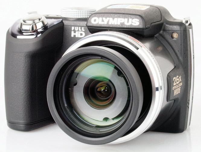 Olympus Sp 720uz Front