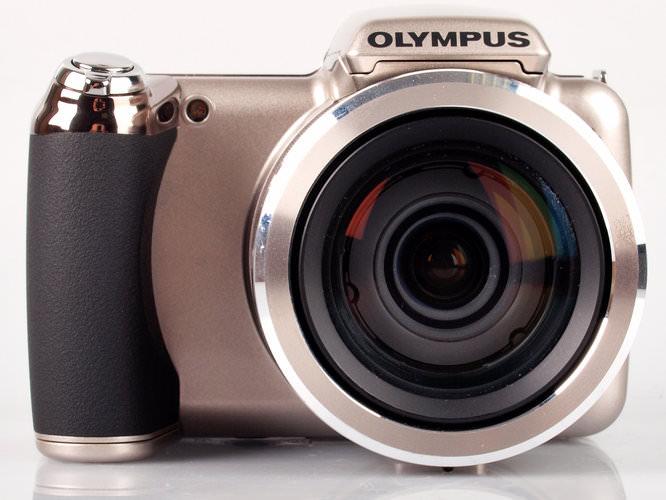 Olympus SP-810UZ Front