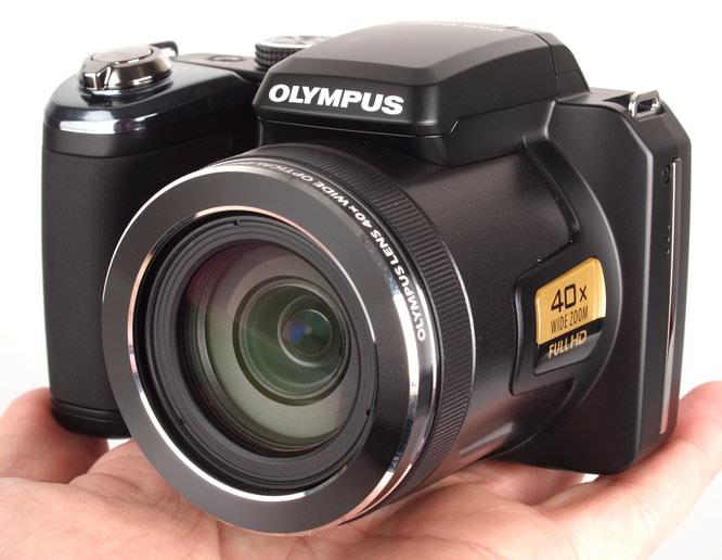 Olympus Sp 820 Front 3