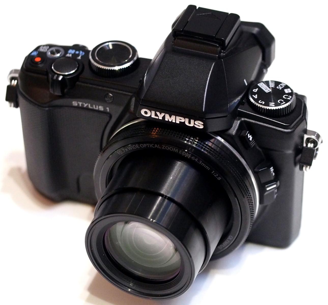 Olympus Stylus 1 sensor review - DxOMark
