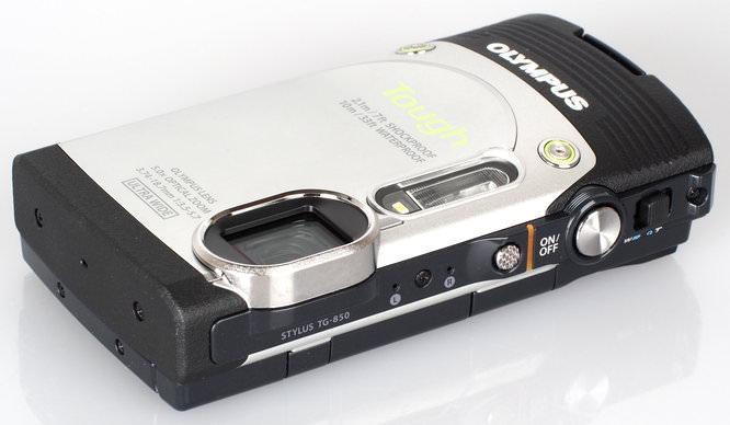 Olympus Stylus Tough TG 850 Silver (1)