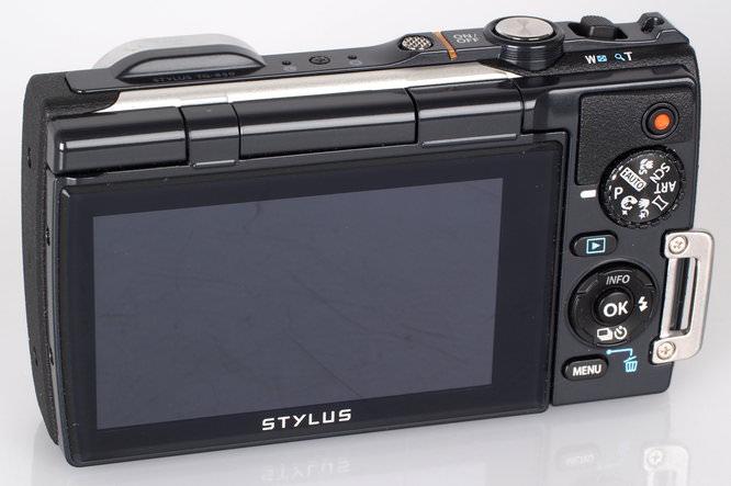Olympus Stylus Tough TG 850 Silver (4)