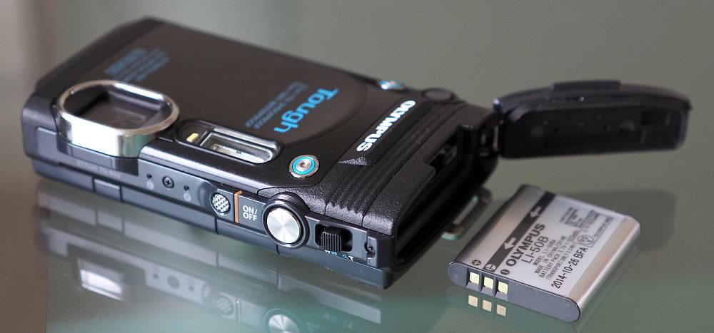 Olympus Stylus Tough TG 860 Black (7)