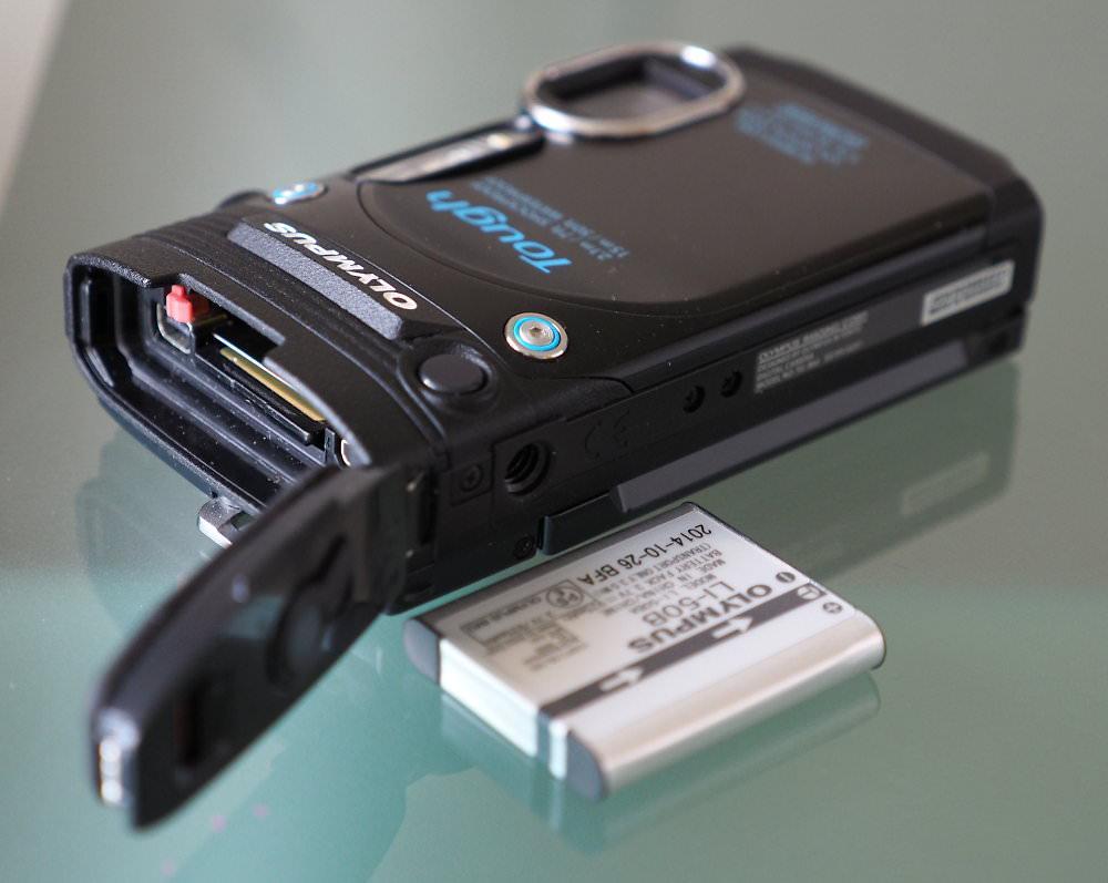 Olympus Stylus Tough TG 860 Black (8)