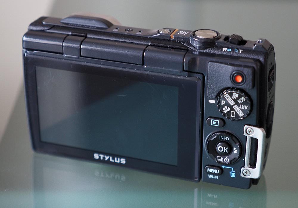 Olympus Stylus Tough TG 860 Black (9)
