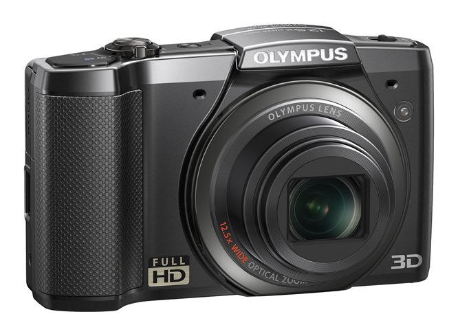 Olympus SZ-20 Black