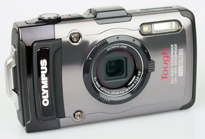 Olympus Tough Tg 1 Front 1