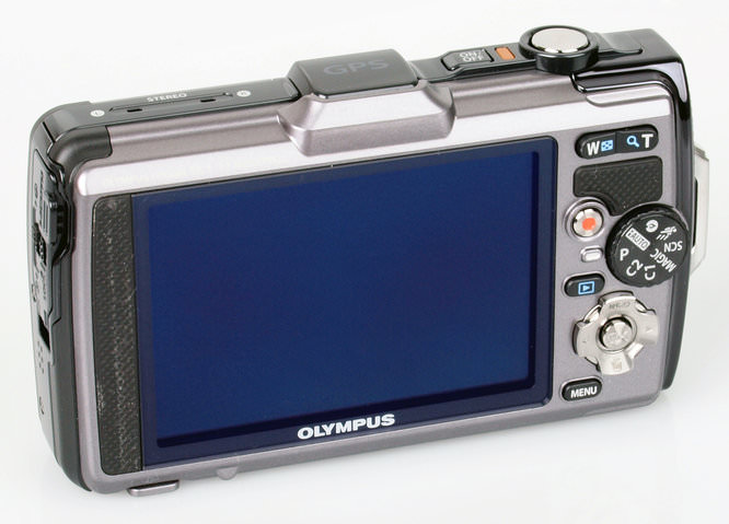 Olympus Tough Tg 1 Screen