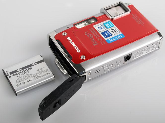 Olympus Tough TG-610 battery
