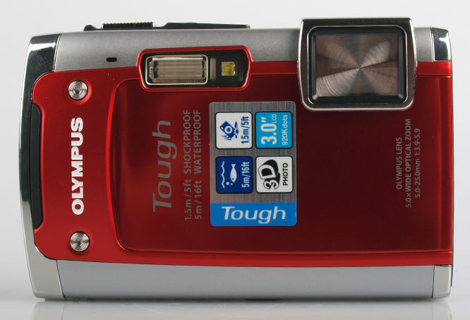 Olympus Tough TG-610 front