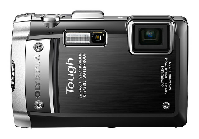 Olympus Tough TG-810 front