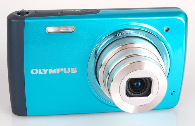 Olympus Vh 410 Lens Extended 1