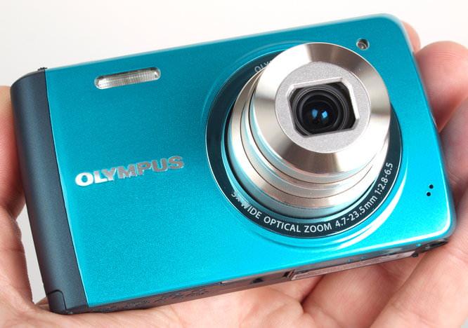 Olympus Vh 410 Lens Extended 3