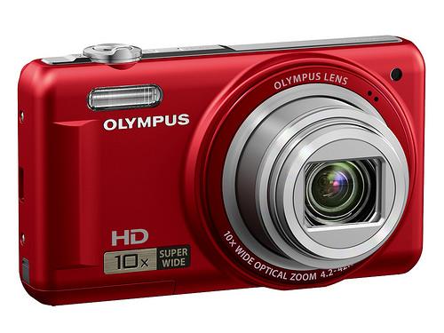 Olympus VR-310 Digital Compact Camera