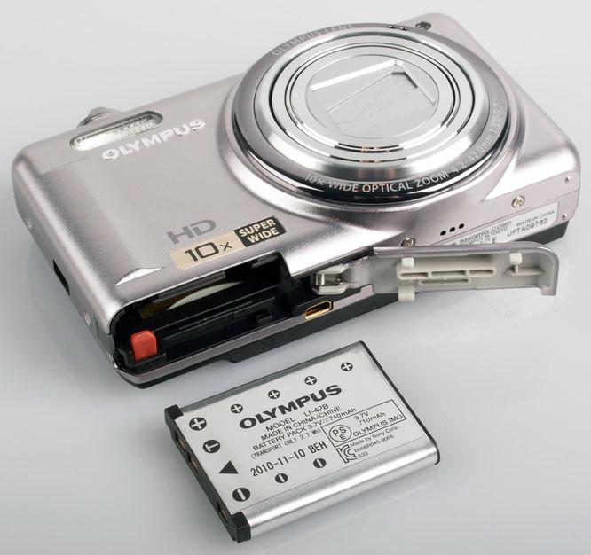 Olympus VR-310 Digital Compact Camera battery