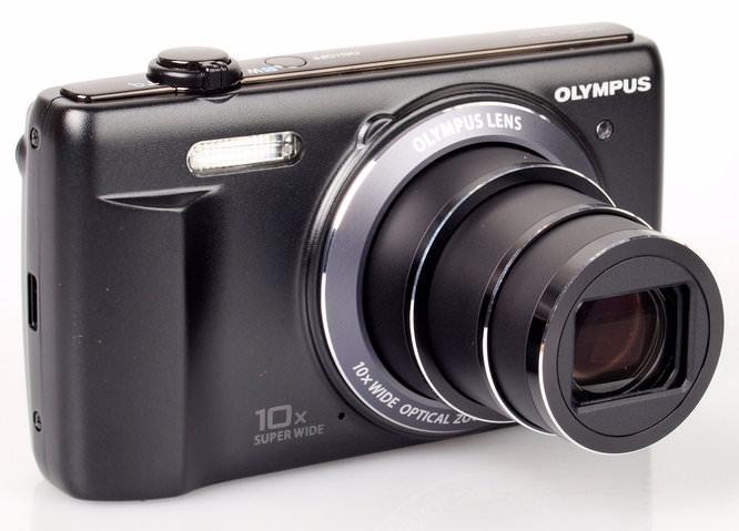 Olympus Vr-340 Lens Extended