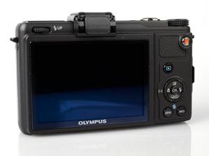 Olympus XZ-1 rear