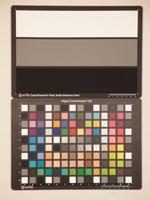 Olympus XZ-1 Test chart ISO100