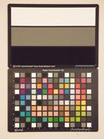 Olympus XZ-1 Test chart ISO3200