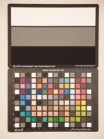 Olympus XZ-1 Test chart ISO400
