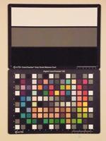 Olympus XZ-1 Test chart ISO6400