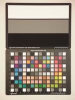 Olympus XZ-1 Test chart ISO800