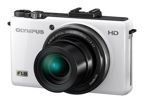 Olympus XZ-1 Digital Compact Camera