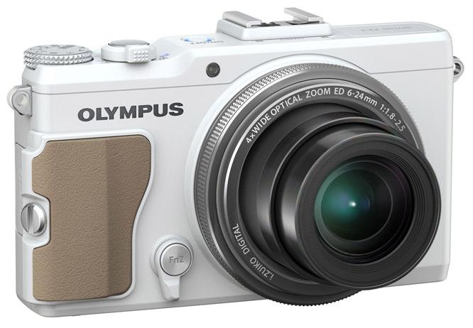 Olympus XZ-2 White