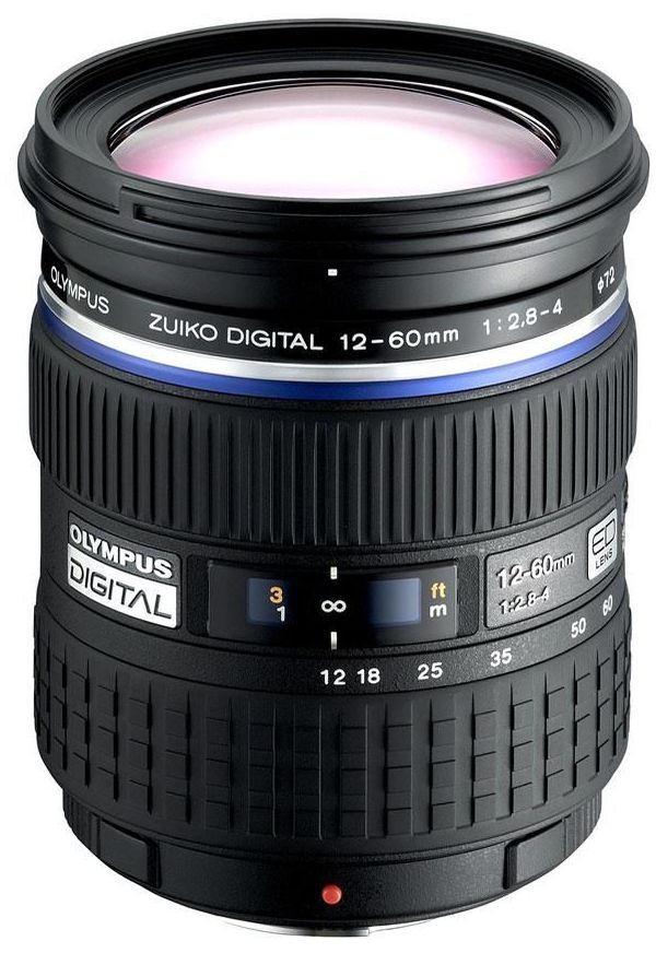 Olympus Zuiko Digital ED 12-60mm f/2.8-4 SWD