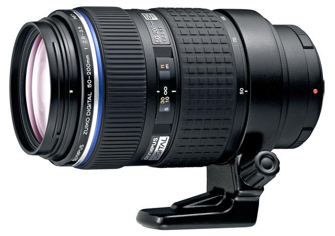 Olympus Zuiko Digital ED 50-200mm 1:2.8-3.5 SWD