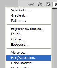 Hue / Saturation