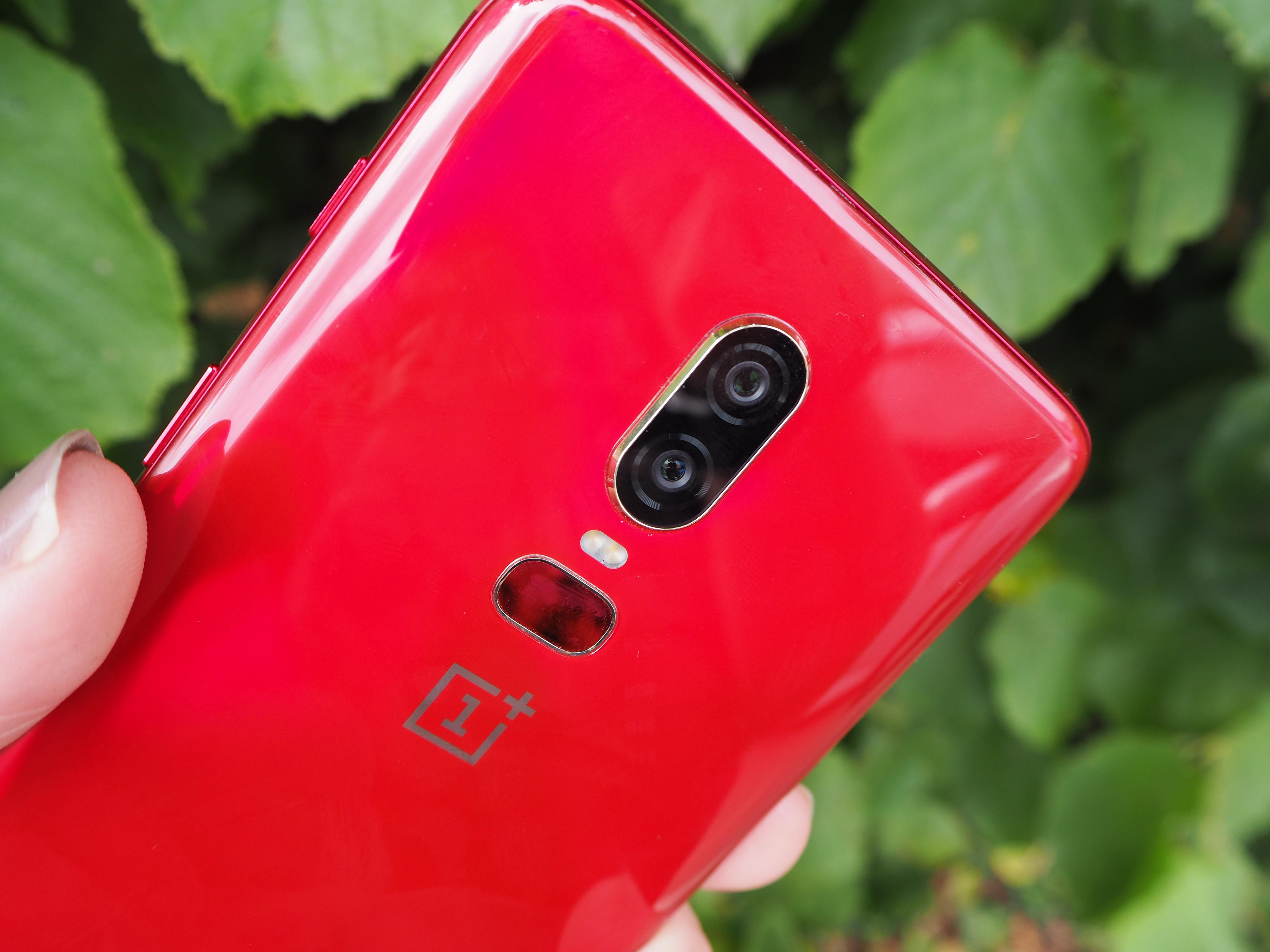 OnePlus 6 Red Review | ePHOTOzine