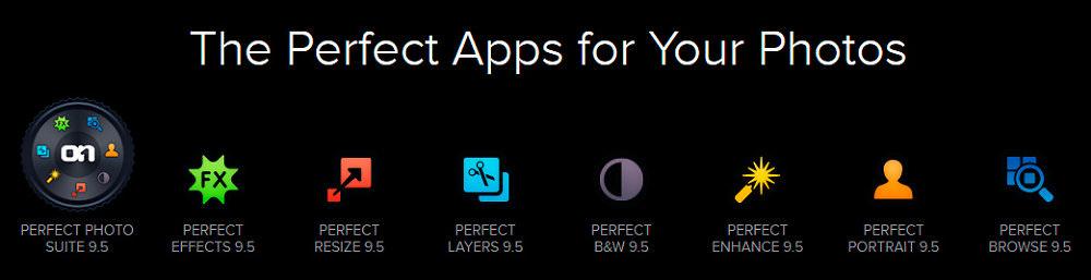 Perfect PhotoSuite 9.5