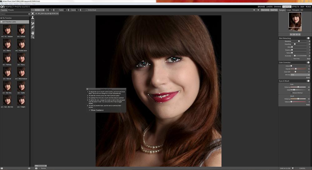 IMAGE 11 Perfect Portrait Screenshot1