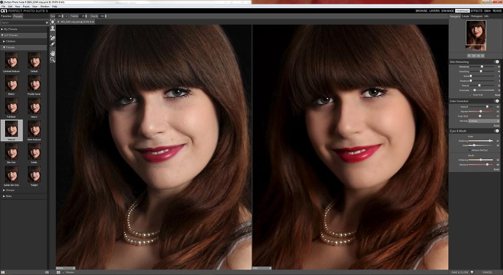 IMAGE 12 Perfect Portrait Screenshot2