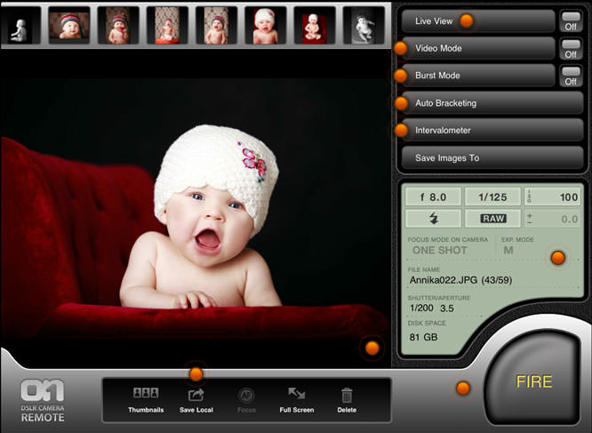 onOne Software DSLR Camera Remote v1.4.3