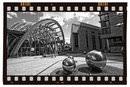 Photoframe Photographic Emulsion Film Clean