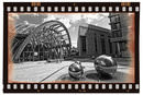 Photoframe Photographic Emulsion Film WarmDecay