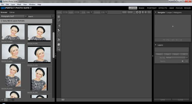 Perfect Photo Suite 7 Screenshot 3