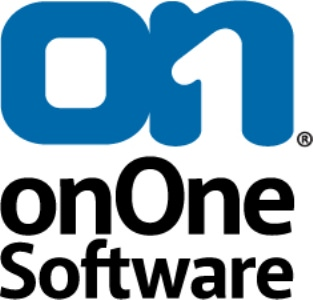 On one logo