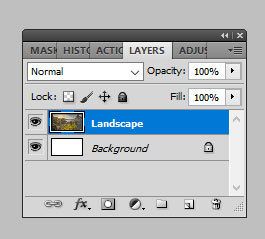 Opacity Vs Fill When Using Layers In Adobe Photoshop
